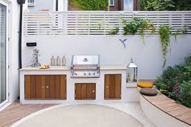 outdoor kitchen cabinets 23 different outdoor kitchen cabinets home design lover