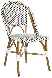 Outdoor Bistro Chairs The Well Appointed House Luxuries For The Home The Well