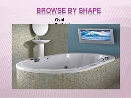 Bathtubs Types Types Of Bathtubs By Leisure Concepts