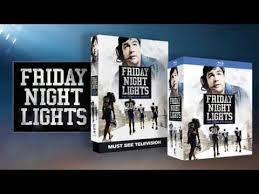 friday night lights full series friday night lights complete series on dvd blu ray youtube