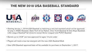 approved bats new usa baseball bat bagger sports