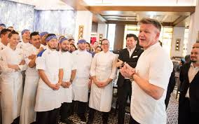 Hell S Kitchen Show News - gordon ramsay s new hell s kitchen restaurant is a reality show come