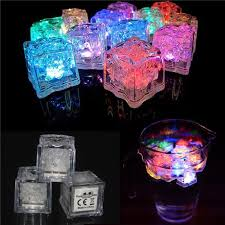 Cube Lights Ice Block Submersible Led Lights Festival Colorful Led Ice Cube