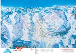 Piste Maps For Italian Ski by I Ski Co Uk Skiing In Livigno