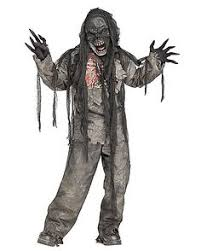 Spirit Halloween Costumes Boys Leather Face Halloween Costume Texas Chainsaw Massacre