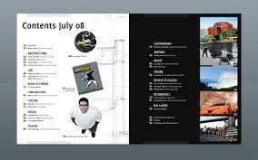 design magazine online modern design magazine 13 on behance