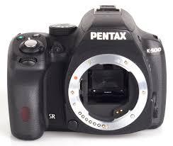 pentax k 500 digital slr review