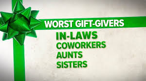 gifts for in laws in laws are the worst gift givers study says today