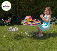 Kidkraft Lounge Chair Kidkraft Bistro Table And Chair Set 00068