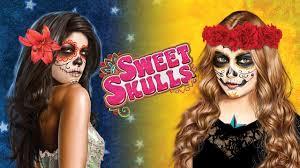 free halloween slots happy halloween sweet skulls max bet live play w 2 bonuses
