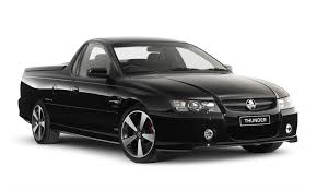 holden ute ss 2006 holden ss thunder ute special edition review top speed