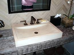 bathroom sink awesome concrete bathroom vessel sinks sink molds