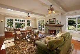 craftsman home interior design craftsman style home interiors 8829