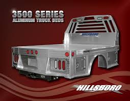 3500 series aluminum truck beds hillsboro trailers and truckbeds