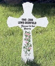 roadside memorial crosses memorial cross ebay