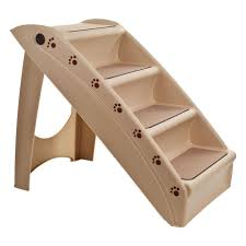 paw foldable pet staircase stairway 82 yj5131 the home depot