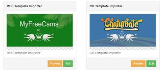 camgirl template live editor u2014 edit cam4 bio templates