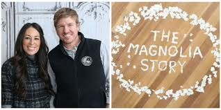 the magnolia story u2014 chip and joanna gaines book