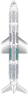 plan si es boeing 777 300er air air zealand 777 300er seating plan october 2013 aviation