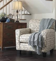 Couch Angled View Signature Design By Ashley 1660021 Alenya Series Armchair Fabric