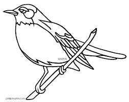 states clip art phillip martin state bird connecticut robin bebo