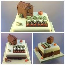 zipline birthday cake camping party pinterest birthday cakes