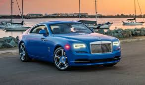 rolls rolls royce stunning arabian blue 2017 rolls royce wraith for sale