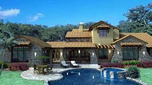 mediterranean house plans with pool mediterranean style house plans plan 61 109