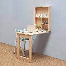 wholesale hanging foldable computer desk on wall hanging foldable