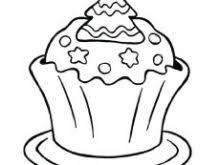 cupcake coloring pages free printable printable cupcake coloring