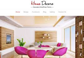 Themes For Home Decor 20 Best Narrow Niche Business Wordpress Themes