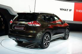 nissan x trail 2014 2014 nissan x trail and rogue re imagined with nismo clothing