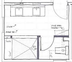 bathroom floorplans master bathroom floorplans best master bath layout ideas only on