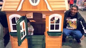 alex loves the playhouse we saw at costco 1 25 14 youtube