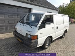 mitsubishi van cars2africa