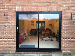 Upvc Patio Doors Uk Smart Visoglide Sliding Doors New 35mm Slim Mullion Dwl
