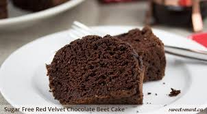 low sugar red velvet chocolate beet cake sweet smart