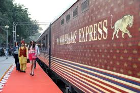 maharaja express the