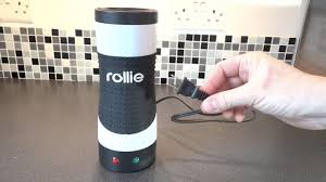 kitchen gadget the rollie eggmaster vertical grill youtube