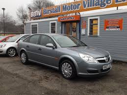 mitsubishi j54 used vauxhall vectra 2007 for sale motors co uk