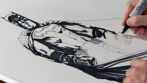 watch dc artist jock sketches batman dc artist jock sketches