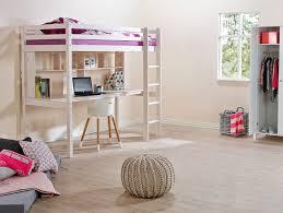 chambre enfant lit superposé lit mezzanine basic hit h180 flexa file dans ta chambre