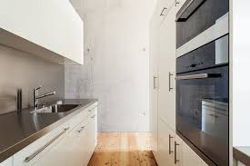 small kitchen ideas no window how to brighten up your windowless galley kitchen