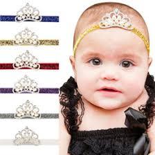 headband online pearl crown baby headband online pearl crown baby headband for sale