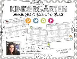 kinder year at a glance tiffiny webster