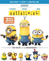 amazon minions blu ray dvd digital hd sandra bullock