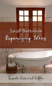 organize bathroom items ikea hacks new uses for small bathroom organizing ideas