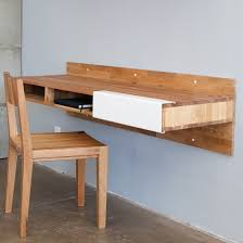 Diy Murphy Desk by Furniture Classy And Stylish Floating Desk With Storage