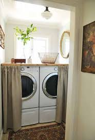 laundry room curtains decor home design ideas 14764
