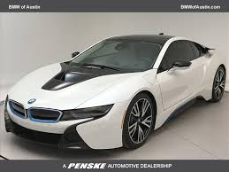 bmw i8 2015 used bmw i8 at bmw of austin serving austin round rock
